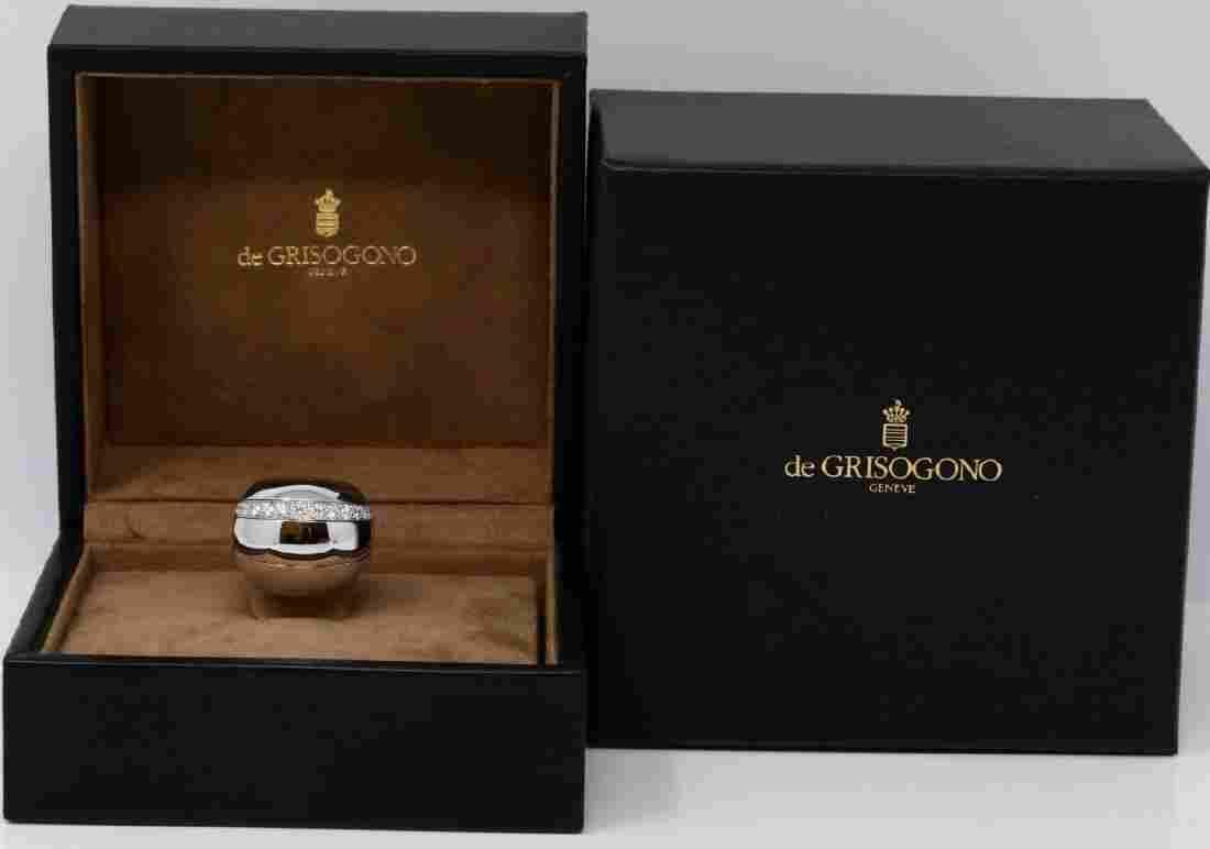 De Grisogono Jiya 1.11ctw Diamond & 18K Ring