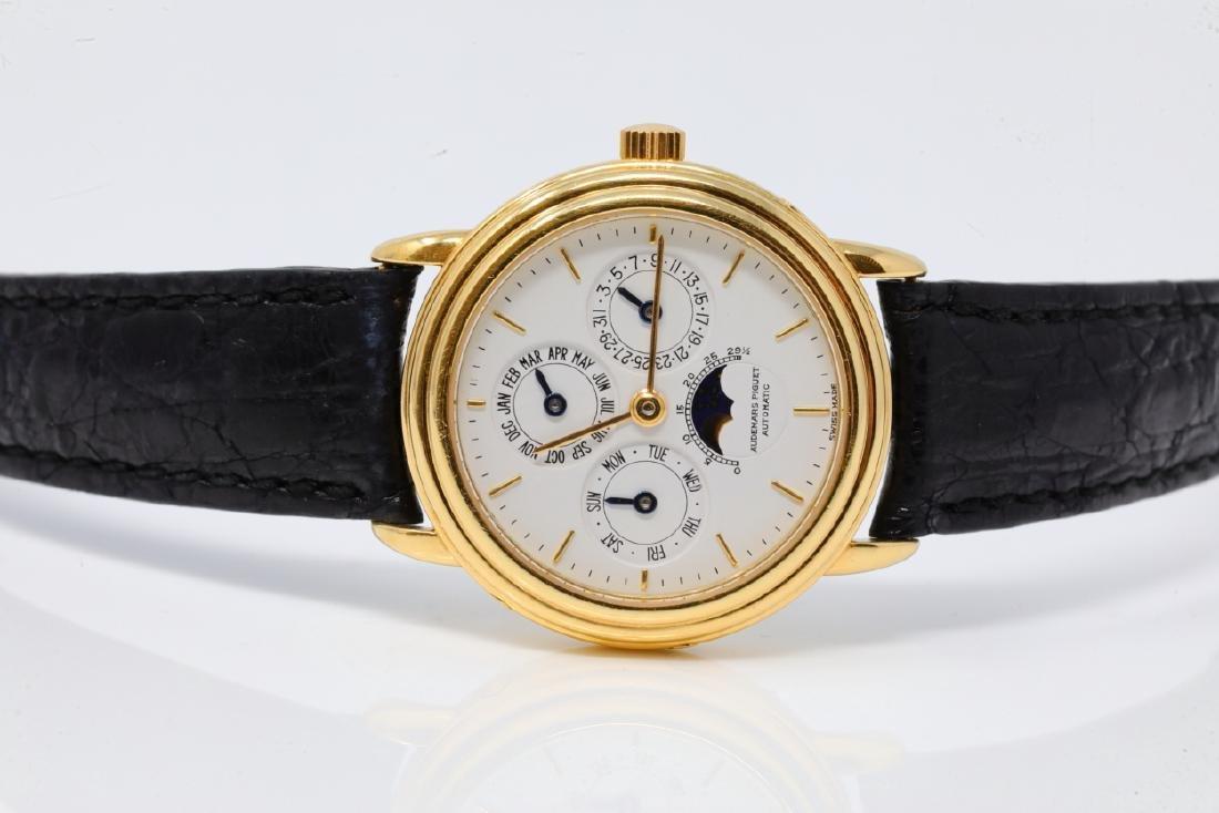 """Audemars Piguet """"Prototype No. 2"""" 30mm 18K Watch"""