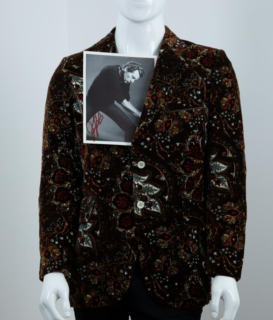 Jerry Lee Lewis 1973 Grand Ole Opry Stage Jacket