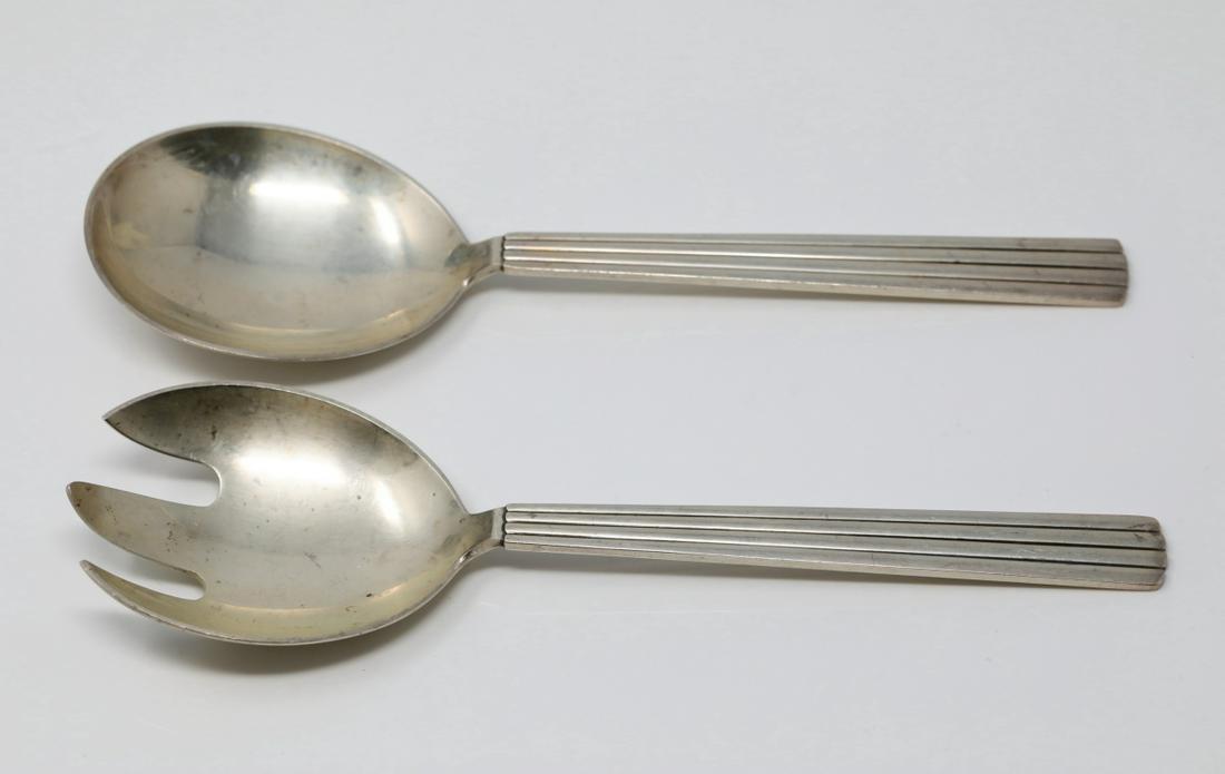 Georg Jensen Sterling Silver Small Serving Set