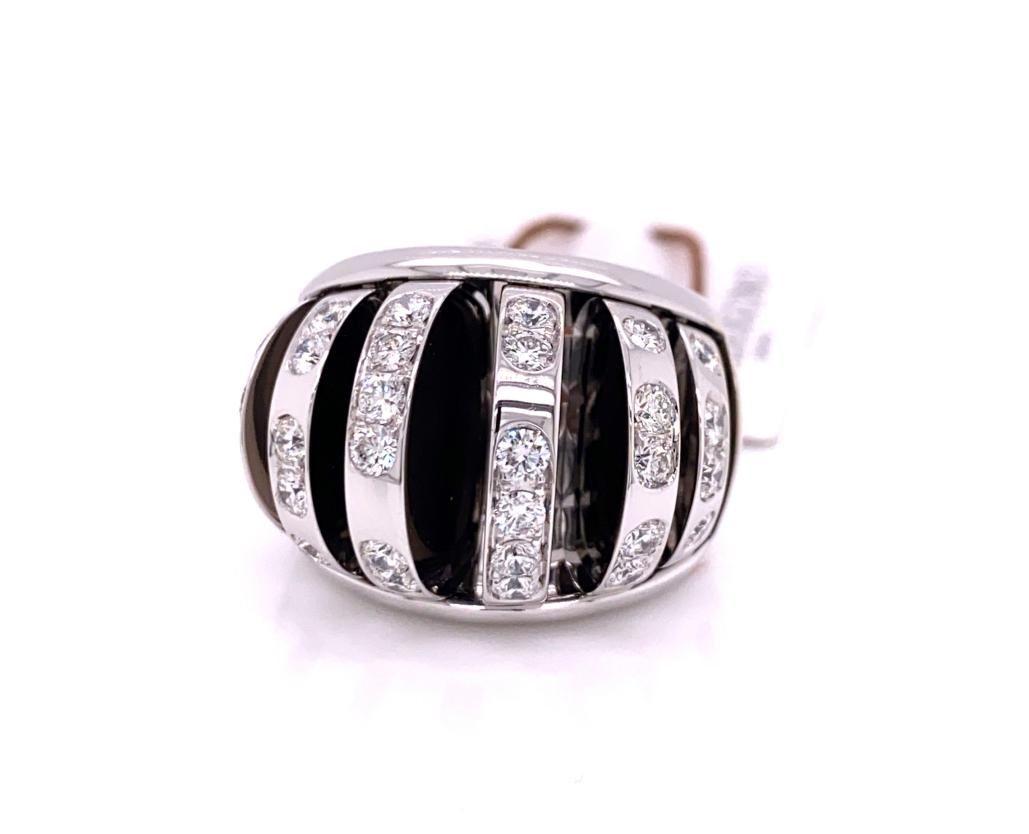 de Grisogono Arcobaleno 1.92ctw Diamond 18K Ring