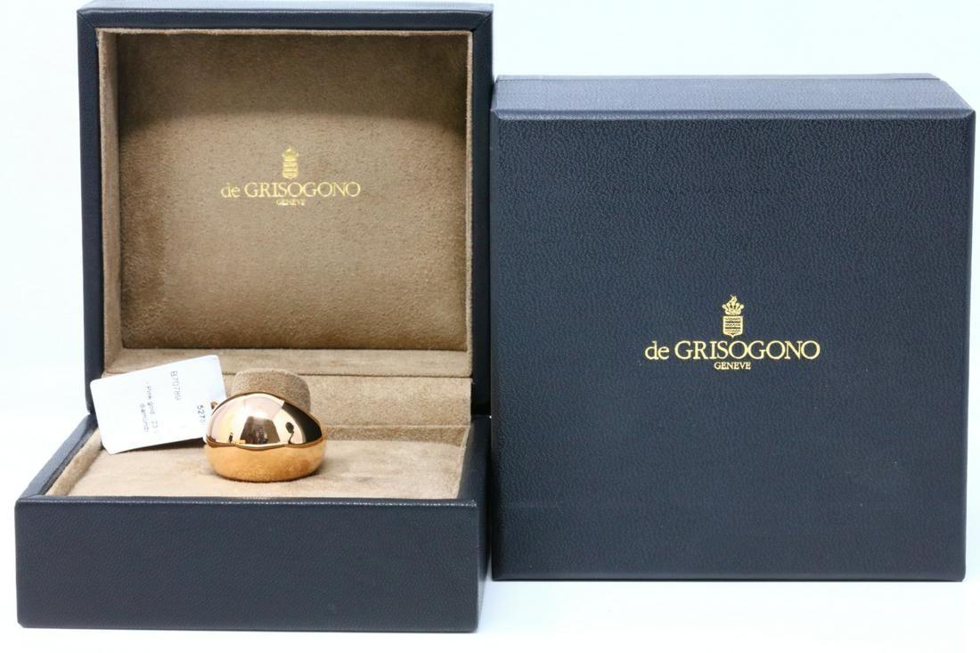 de Grisogono Bocca 1.77ctw Diamond & 18K Ring