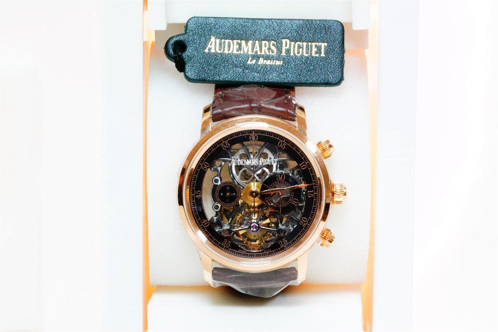 Audemars Piguet Jules Audemars Tourbillon Chronograph
