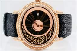 Audemars Piguet Millenary Morita Diamond 18K Watch