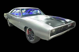 Fast Five 1970 Dodge Charger Used by Dominic Toretto