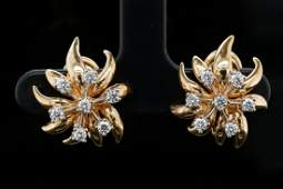 Tiffany  Co Schlumberger 070ctw VS1VS2GH Diamond