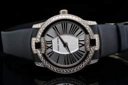 Roger Dubuis Velvet 1.77ctw Diamond 18K Watch