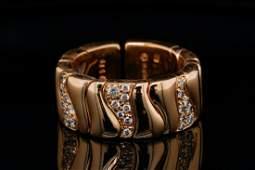 Marina B 0.60ctw VS1-VS2/G-H Diamond 18K Ring