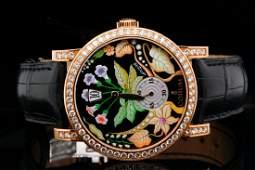 Corum 2.20ctw Diamond 18K 42mm Limited Edition Watch