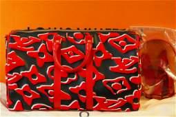Louis Vuitton x Urs Fischer Special Edition Keepall