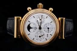 IWC Da Vinci Perpetual Calendar 39mm 18K Watch