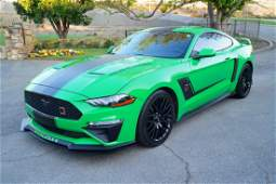 2019 Ford Mustang GT Roush Supercharged 11972 M