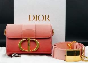 Dior Ltd Ed Pink Gradient 30 Montaigne Box Bag