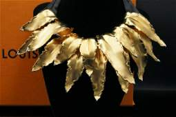 Louis Vuitton Sea of Love Necklace Unworn W/Box