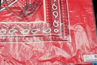 Hermes Grand Manege Bandana Shawl 140 (70% Cashmere)