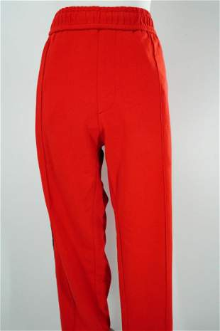 Versace '19 Men's Red Track Pants