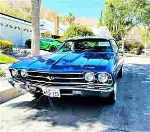 1969 Chevrolet Chevelle Convertible (15% BP)