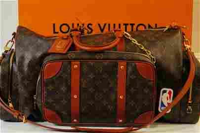 Louis Vuitton x NBA Season 2 Keepall Trio Pocket
