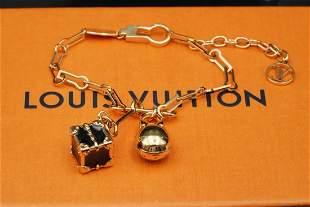 Louis Vuitton Minigram Bracelet W/Box (Sold Out)