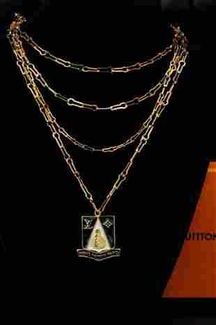 Louis Vuitton Into Louis Sautoir Necklace (Sold Out)