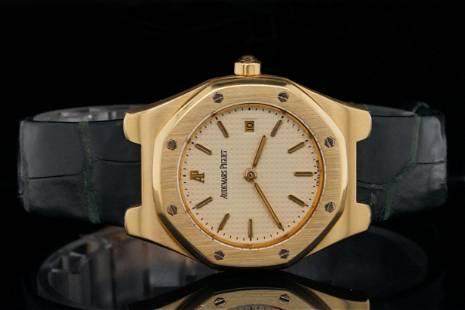 Audemars Piguet Vintage Royal Oak 28mm 18K Watch