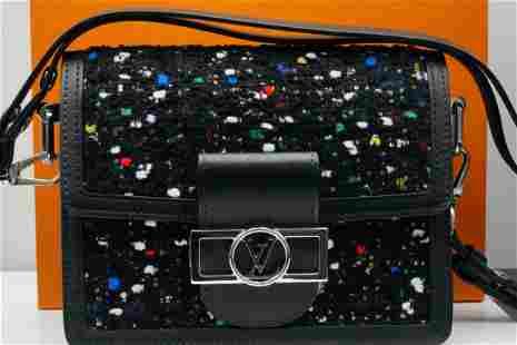 Louis Vuitton 2019 F/W Dauphine Mini Tweed (1 of 8)