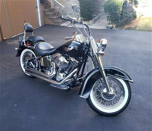 2010 Harley-Davidson Softail Deluxe (15% BP)