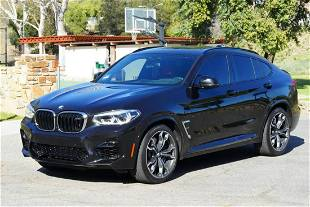 2020 BMW X4 M (15% BP On This Lot)