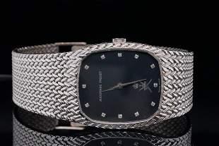 Audemars Piguet 27mm 18K White Gold Vintage Watch