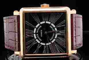 Franck Muller Master Square 42mm 18K Automatic Watch