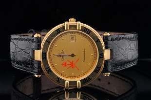 Omega Constellation Date Vintage 33mm 18K Watch