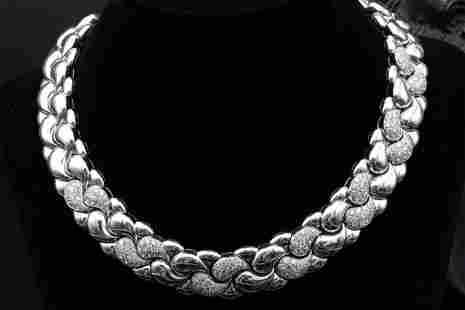 Chopard Casmir 4.00ctw Diamond 18K Necklace