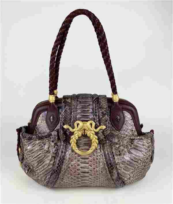 Judith Leiber Limited Edition Rachel Zoe Medusa Bag