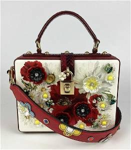 Dolce and Gabbana Dauphine Box Bag