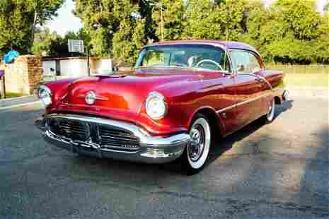 1956 Oldsmobile 88 Power Brakes/Steering, Air
