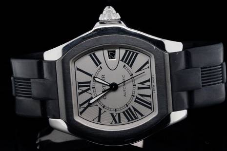Cartier Roadster 41mm Stainless Steel Automatic Watch