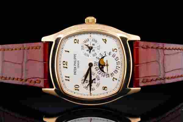 Patek Philippe Grand Complications 37mm 18K Watch