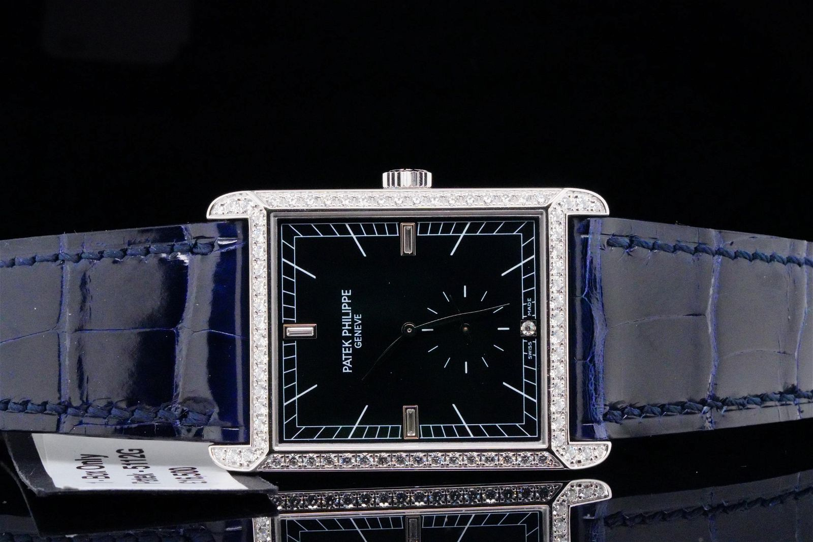 Patek Philippe Gondolo 30mm 18K and Diamond Watch