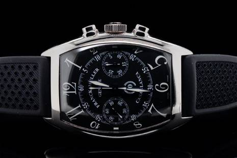 Franck Muller Casablanca Chronograph 46mm Watch