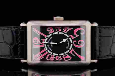Franck Muller Long Island 18K Watch (1 of 200)
