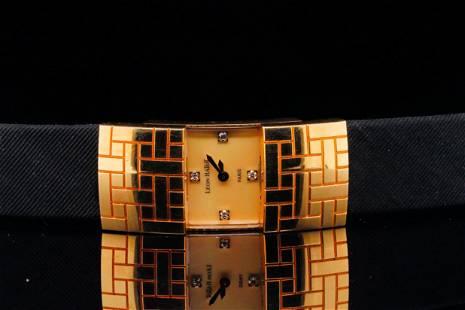 Leon Hatot Les Montres Secretes Zelia 18K Watch