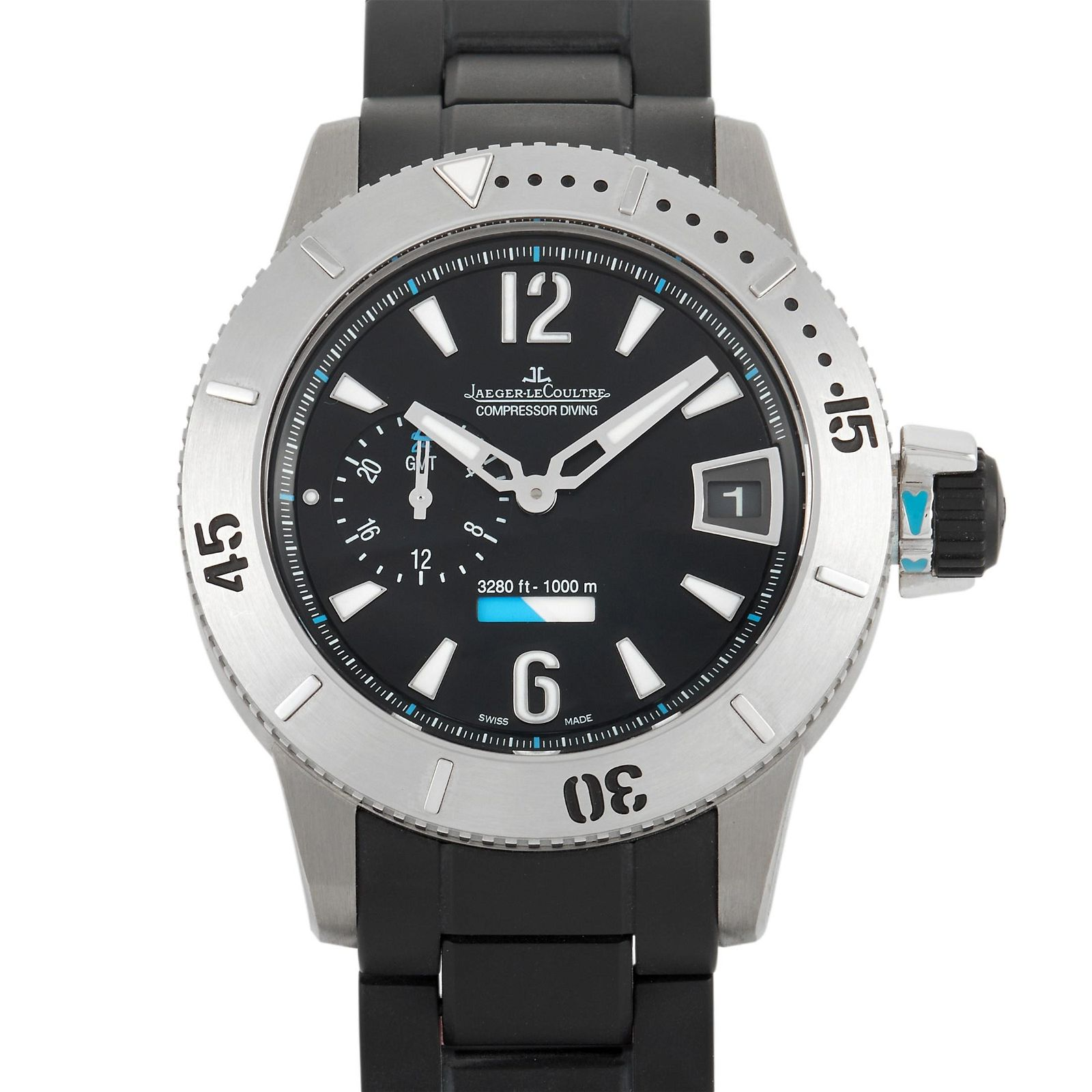 Jaeger LeCoultre Master Compressor Watch #1413/1500