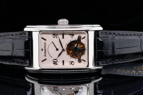 Audemars Piguet Edward Piguet Tourbillon Skeleton Watch