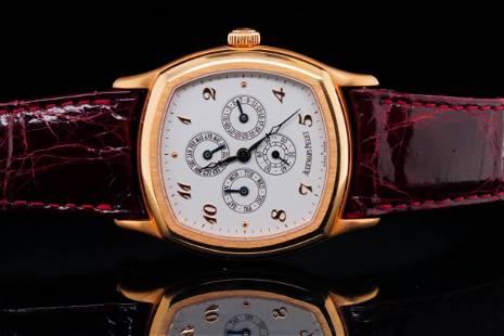 Audemars Piguet John Shaeffer Perpetual Chronograph