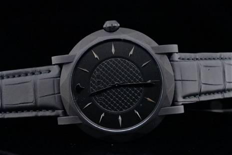 Graff Star Slim Eclipse Titanium All Black 43mm Watch