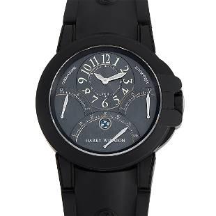Harry Winston Ocean Triple Retrograde 40mm Watch