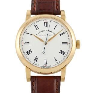 A. Lange & Sohne Richard Lange 40.5mm 18K Watch