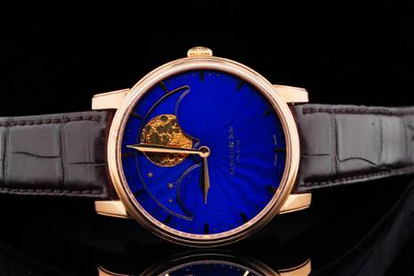 Arnold & Son HM Perpetual Moon 41mm 18K Watch