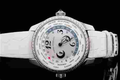 Girard-Perregaux WT Day-Night Stainless Steel Watch