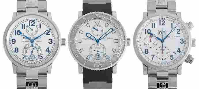 Ulysse Nardin Christopher Columbus Watch Set #76/100